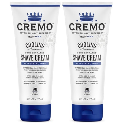 Cremo Cooling Shave Cream (2-Pack)