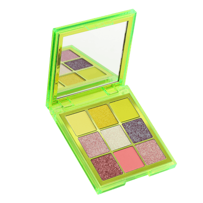 Neon Obsessions Palette in Neon Green