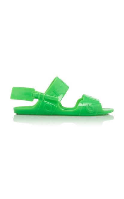 Zip-Tie Vinyl Sandals