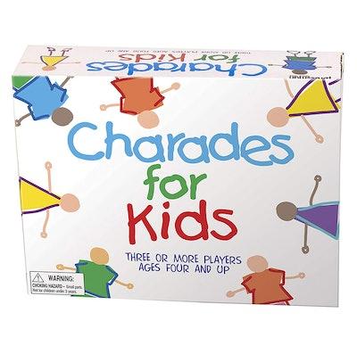 Pressman Toys Charades for Kids