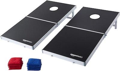 AmazonBasics Cornhole Set