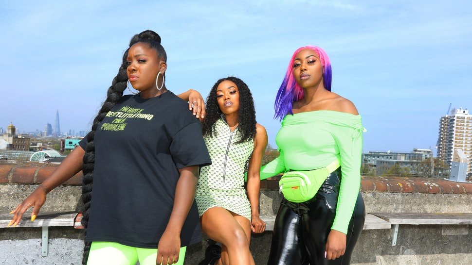 The British Female Rappers Who Are Taking On The UK Rap