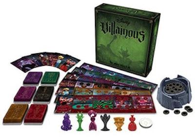 Ravensburger Disney Villainous Strategy Game