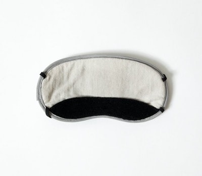 Morihata Binchotan Activated Charcoal Eye Mask