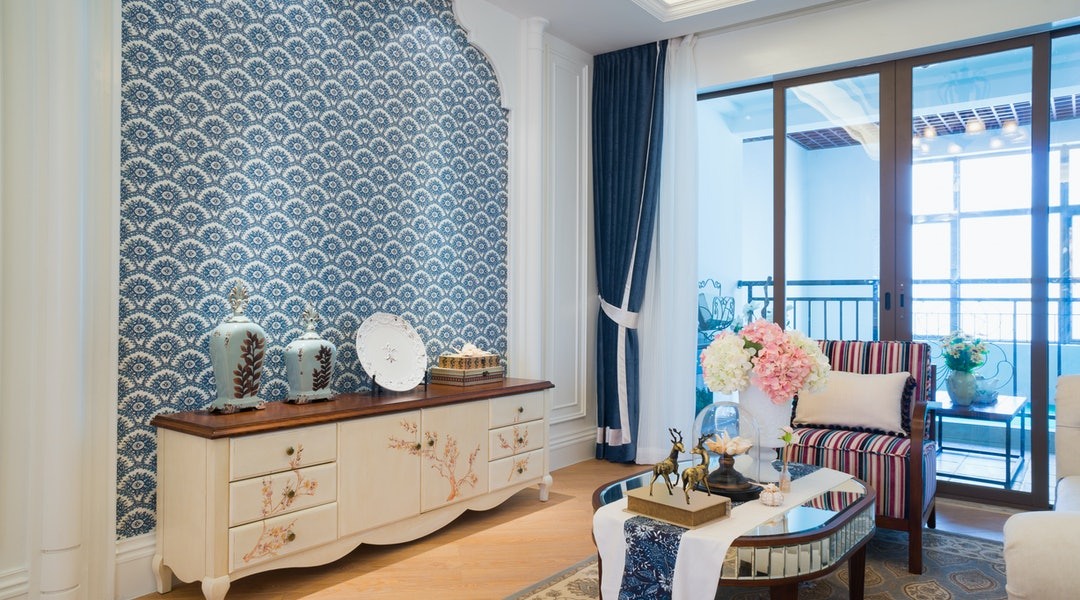 Peel Stick Wallpaper Under 50 That S Perfect For Commitment Phobes