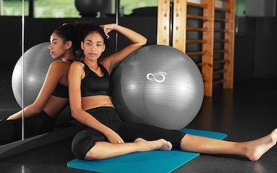 Live Infinitely Exercise Ball