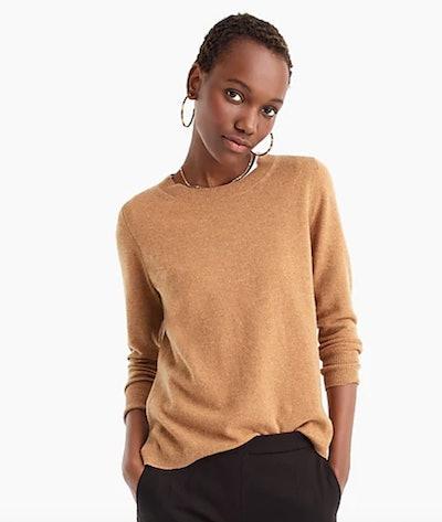 Long Sleeve Everyday Cashmere Crewneck Sweater