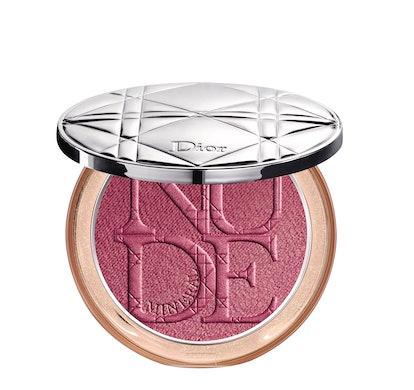 Diorskin Nude Luminizer Blush in Limited Edition Plum Pop