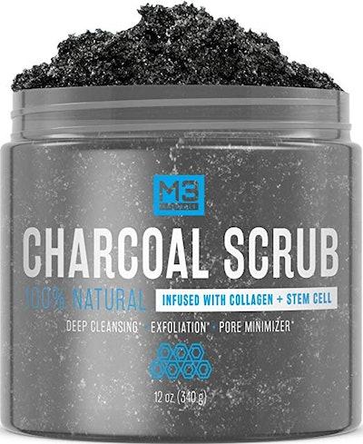 M3 Naturals Charcoal Scrub