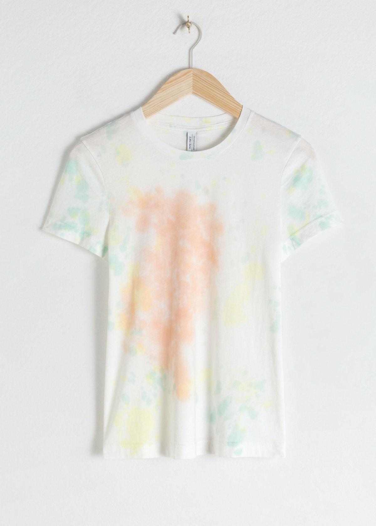 Organic Cotton Tie Dye T-Shirt