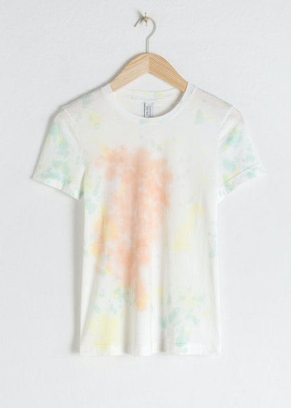 Organic Cotton Tie Dye T-Shirt
