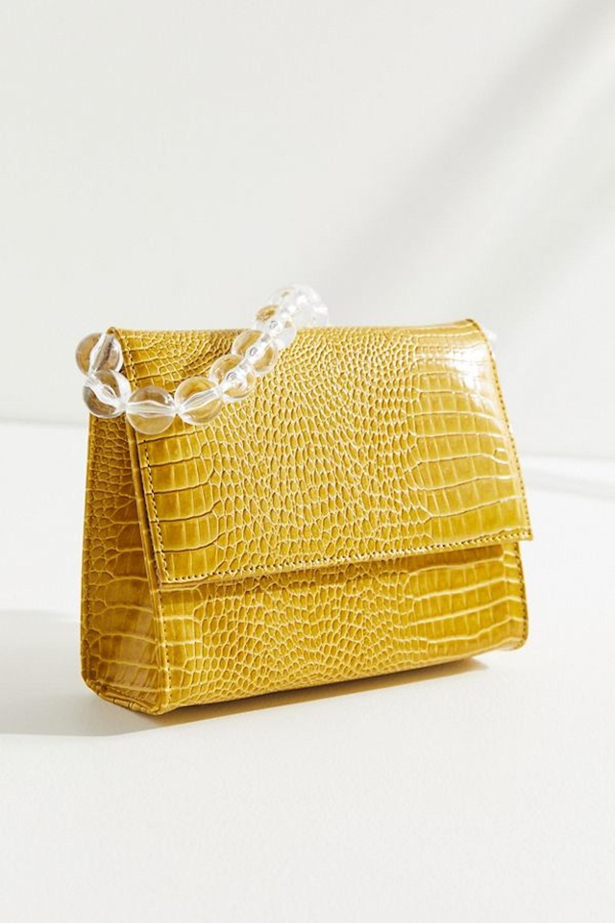 Maria Flap Handbag