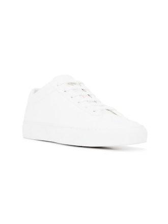 Capri Bianco Canvas Sneakers