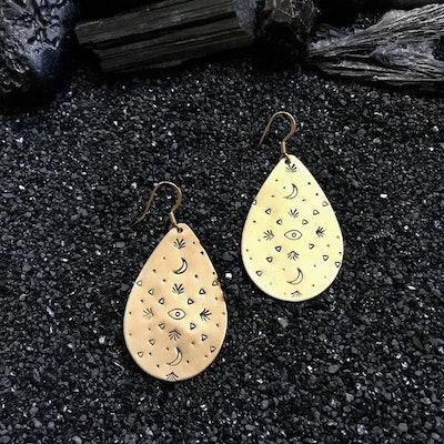 Magic Drop Earrings