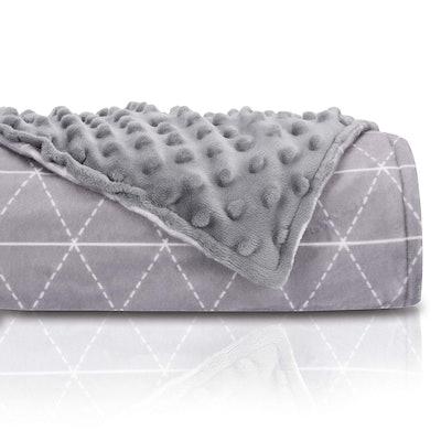 rocabi Textured Weighted Blanket