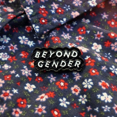 Beyond Gender Pin | Pride Enamel Pin