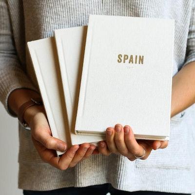 Custom Travel Journal