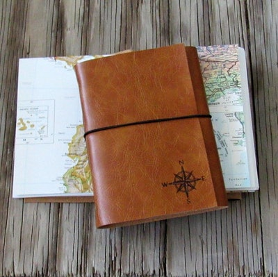 Explorer Journal With Maps