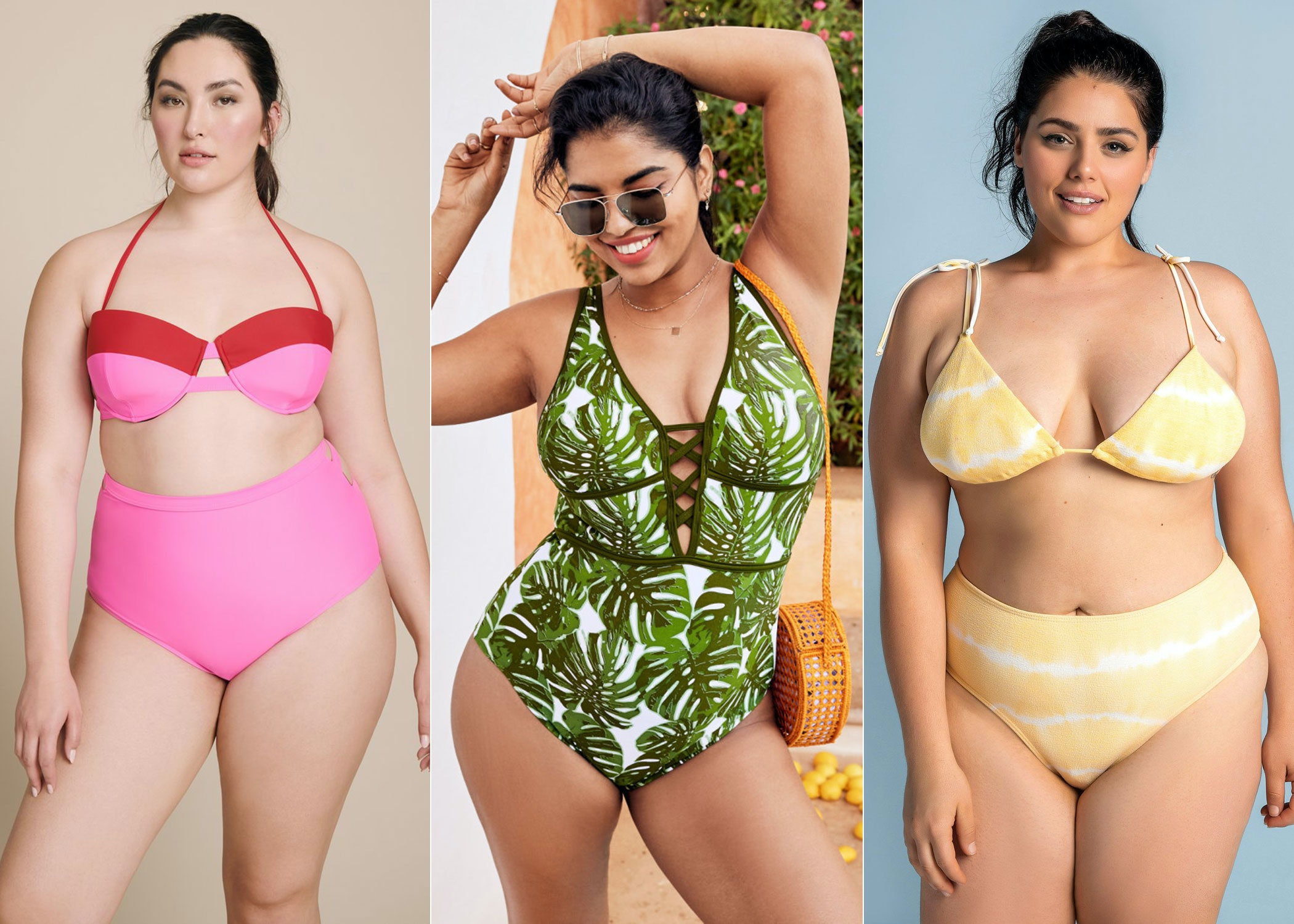 31 Amazing Plus Size Swimsuits You Can Buy Right Now