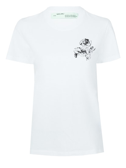 Off-White x The Webster Exclusive White T-Shirt