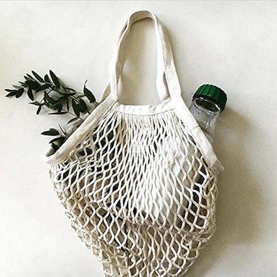 Shine US Mesh Shopping Bags (Set of 5)