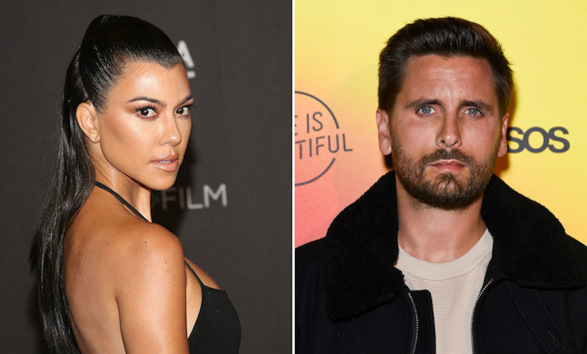 Kourtney Kardashian & Scott Disick's Quotes About Co-Parenting Are So Mature