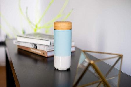 Insulated Ceramic Mug