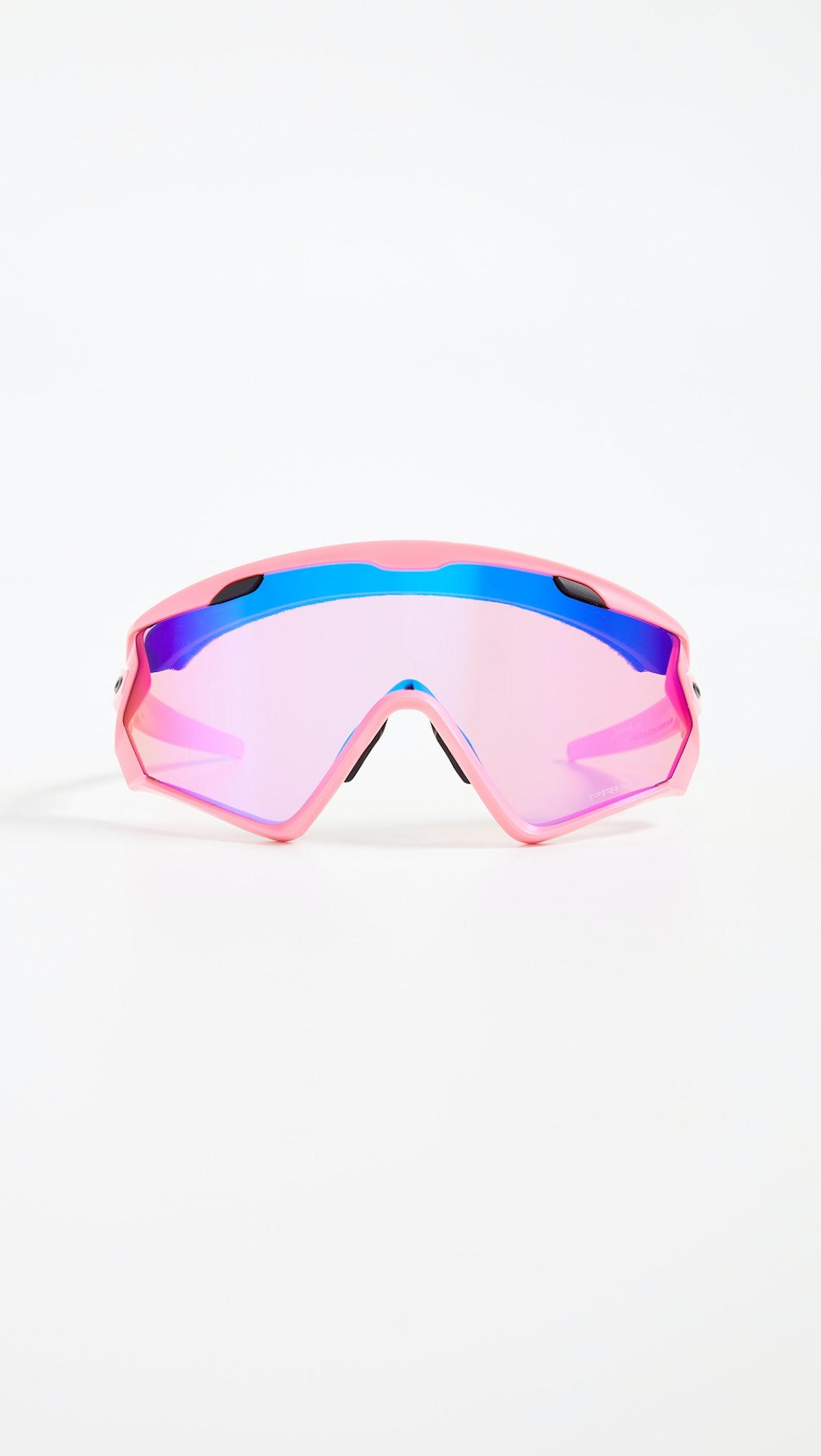 Pink WindJacket Sunglasses