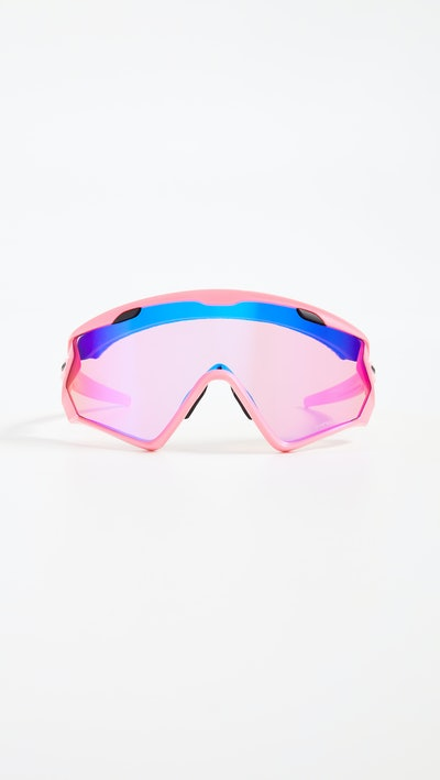 Pink WindJacket Sunglasses