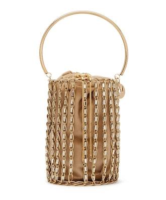 Rosantica Kill Bill Crystal Cage Bag
