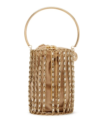 Rosantica Kill Bill Crystal Cage Bag
