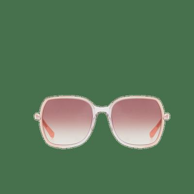 Sunglasses in Acetate and Metal