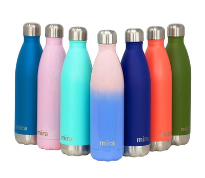 MIRA 25 Oz Insulated Metal Water Bottle