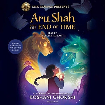 Aruh Shah And The End Of Time