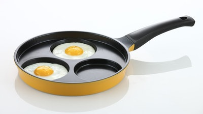 Amore Kitchenware Non-Stick 3-Cup Egg Cooker