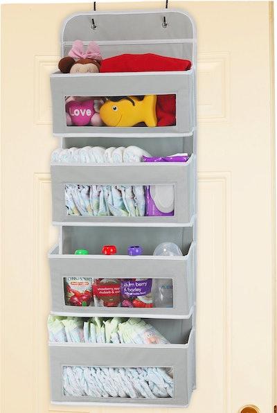 Simple Houseware Over-the-Door Organizer