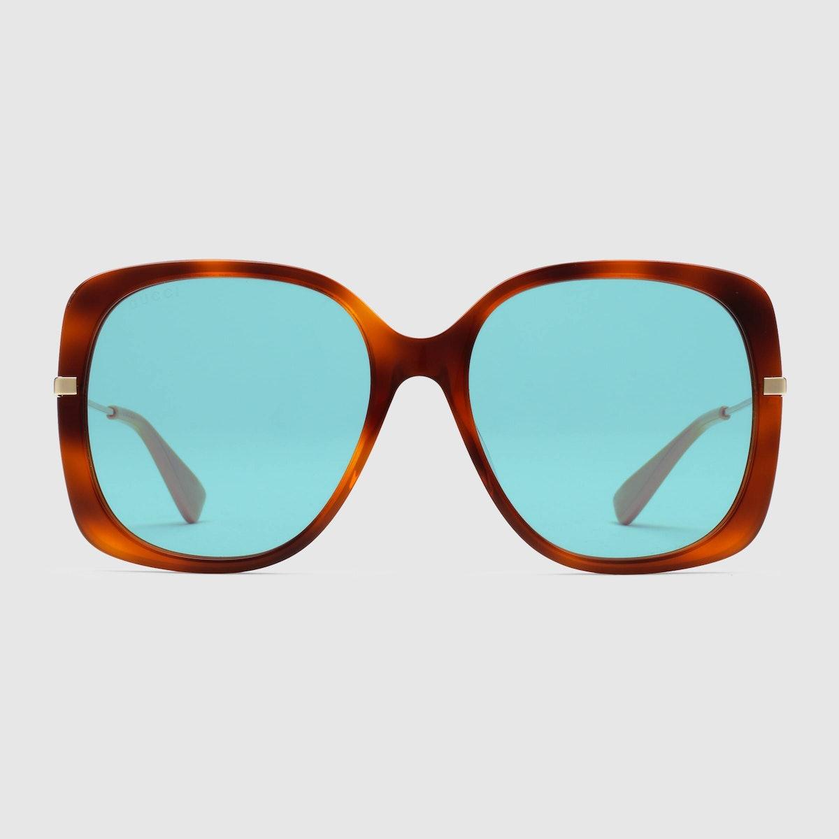 Square Torti Sunglasses