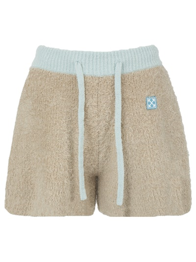 Off-White x The Webster Exclusive Knit Jogging Shorts