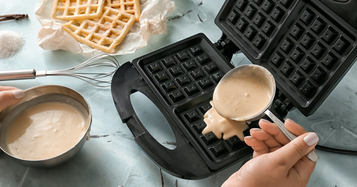 The 5 Best Belgian Waffle Makers