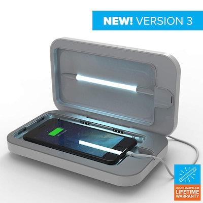 PhoneSoap UV Phone Sanitizer