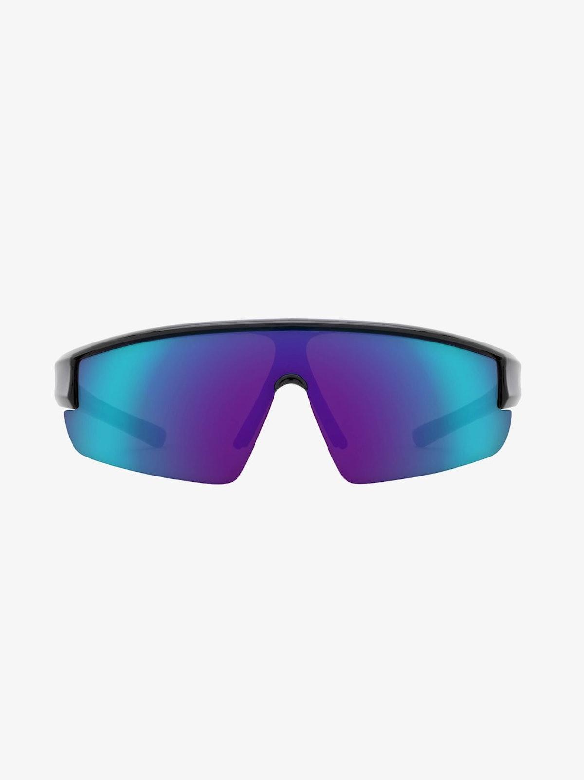 Sahara Purple Shield Sunglasses