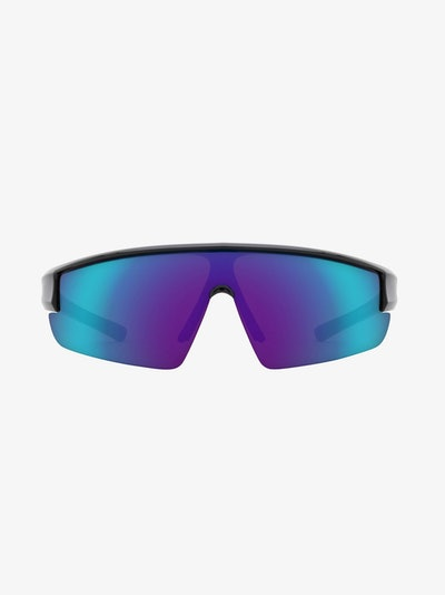 Sahara Purple Shield Sunglasses