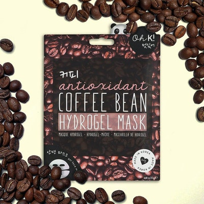 Oh K! Coffee Bean Hydrogel Face Mask