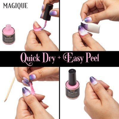 Magique Peel-Off Latex Polish Barrier
