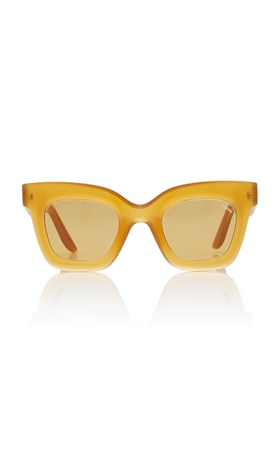 Lisa Square Acetate Sunglasses