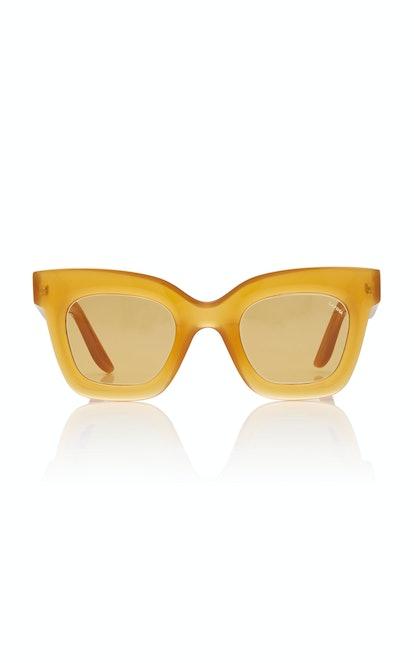Lisa Square Acetate Sunglasses