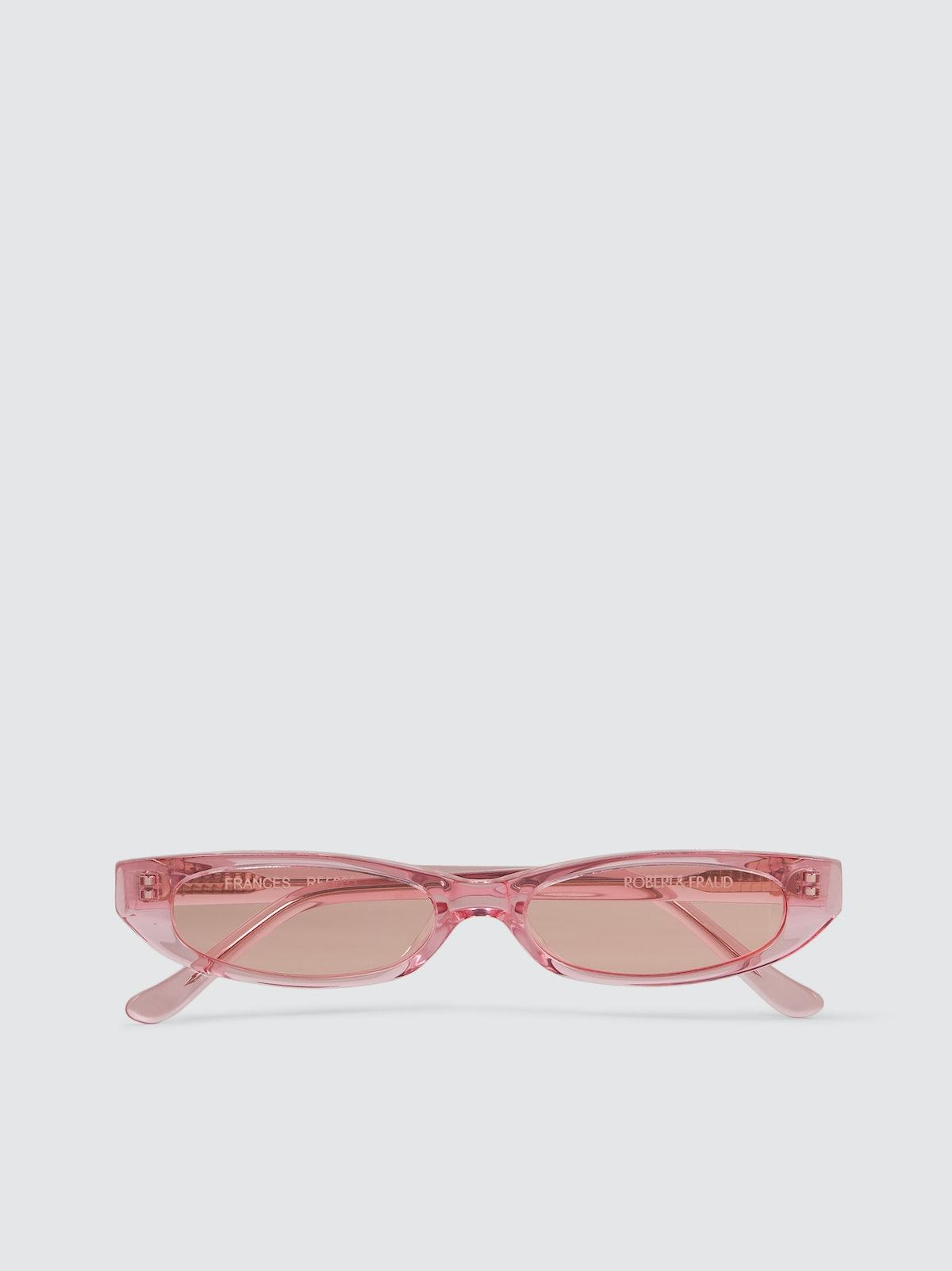 Frances Acetate Sunglasses