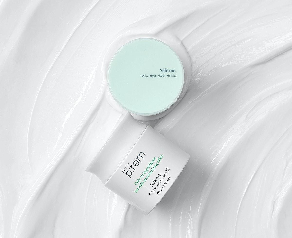MAKEP:REM Safe Me. Relief Moisture Cream