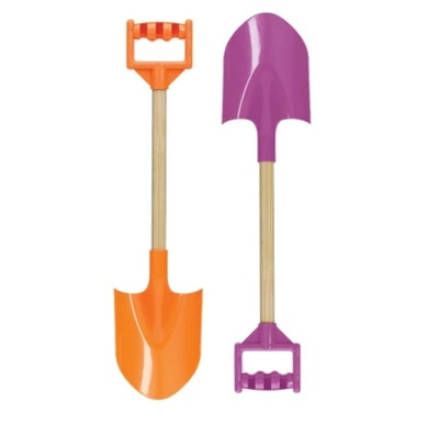 American Plastic Toys Inc. Wooden Shovel With Handle