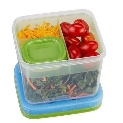 RubberMaid LunchBlox Salad Kit